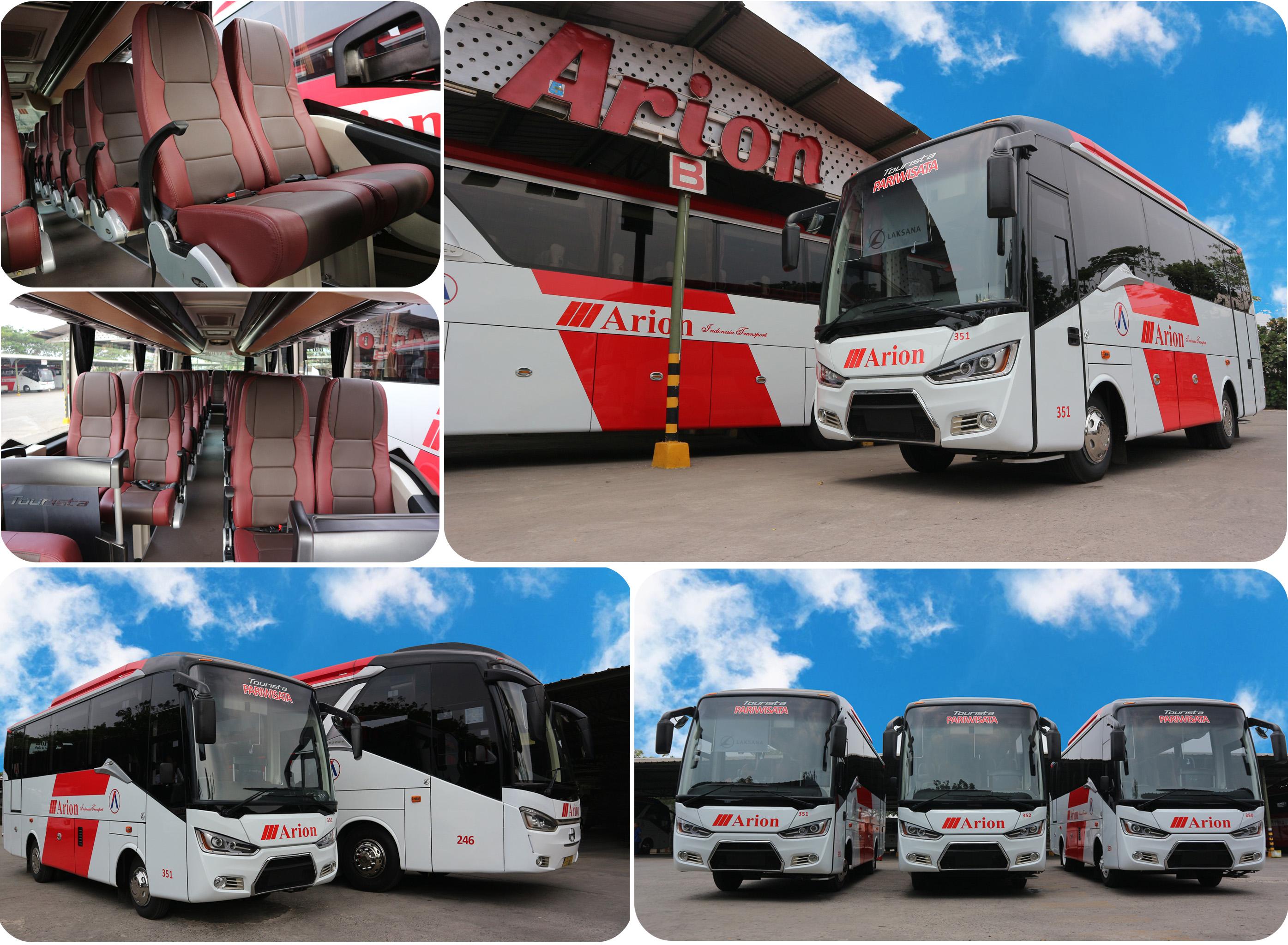 Arion Transport 2019
