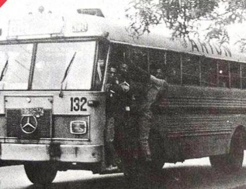 Inilah Bus Pariwisata Jakarta Arion Transport, Hadir Sejak Tahun 1969