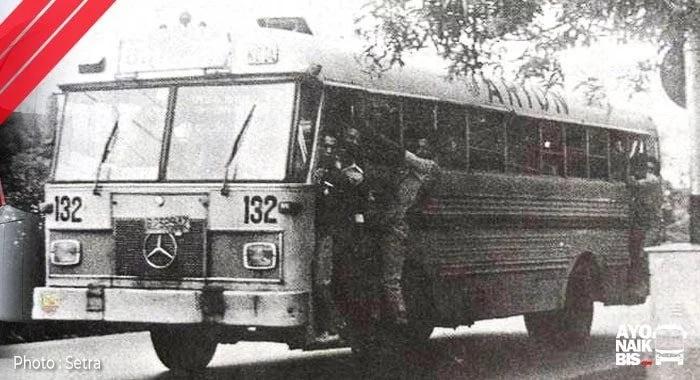 Bus Wisata Arion Superior