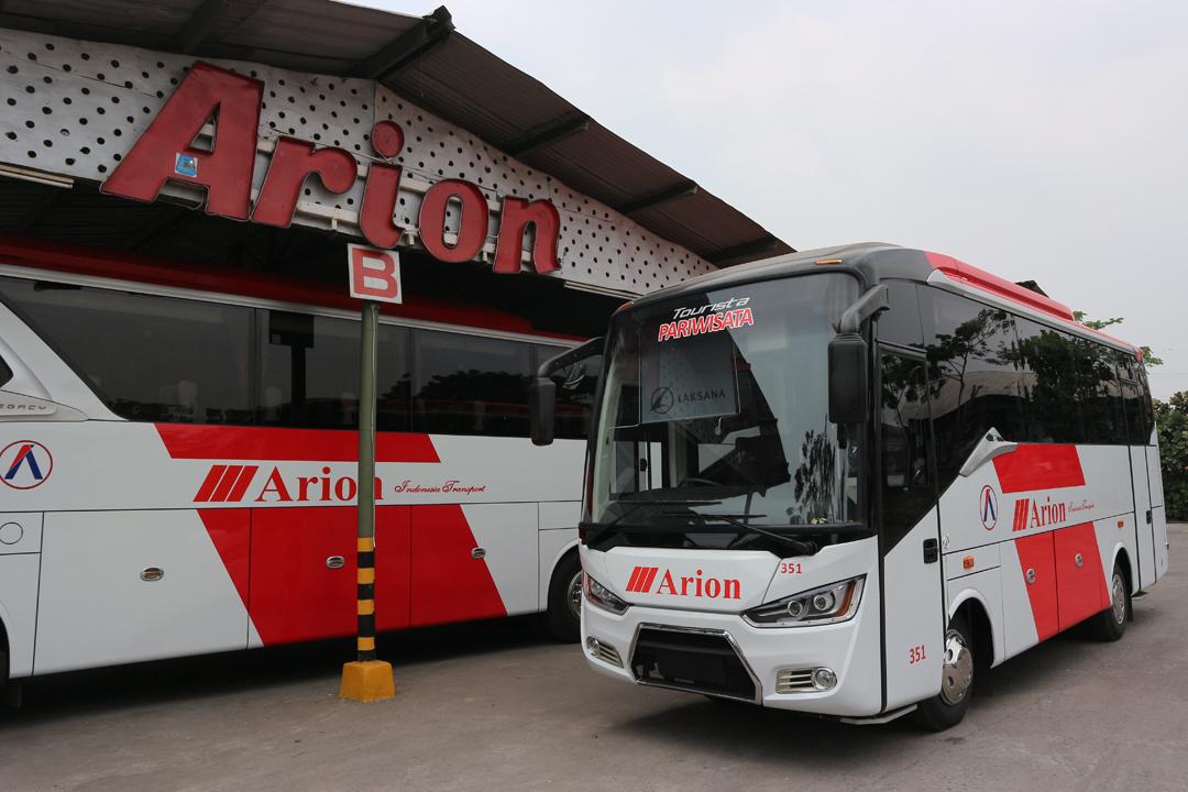 Bus Wisata 29 Seat