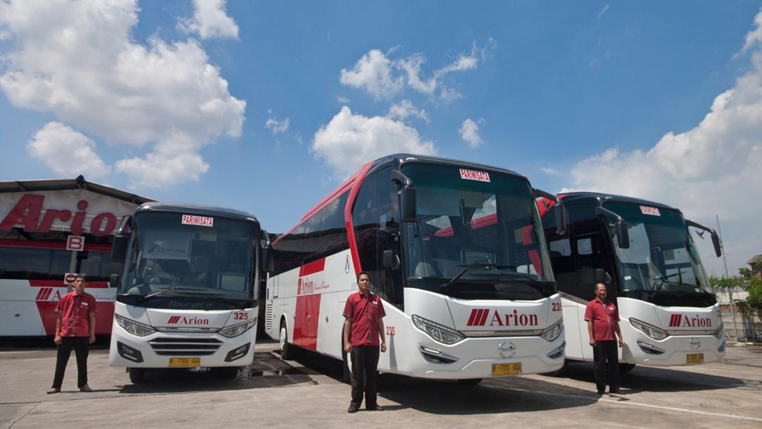 Sertifikat Pengemudi Bus Wisata Jakarta