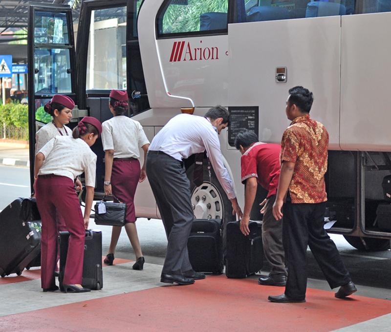 Bus Wisata dan Bus Antar Jemput