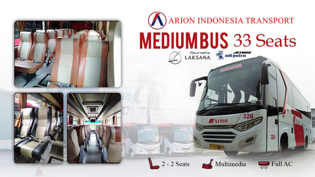 Sewa Bus Pariwisata dan Antar Jemput
