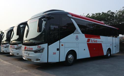 Bus Wisata Jakarta 59 Seat