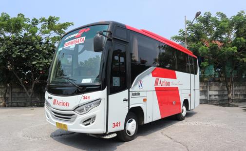Sewa Bus Pariwisata Jakarta 29 Seat