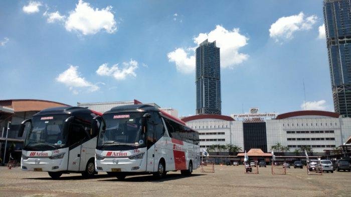 Harga Sewa Bus Pariwisata Big Bus Jakarta
