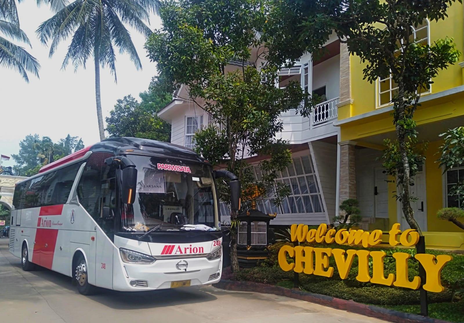 Sewa Bus Pariwisata Jakarta Puncak